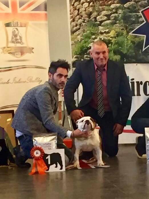 Raduno Bulldog Cagliari